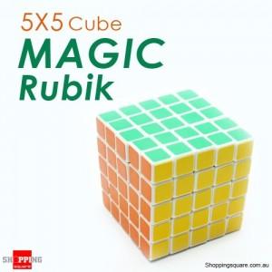 Five-Layer Magic Cube