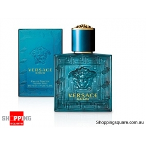 VERSACE EROS 50ml EDT by Versace Men Perfume