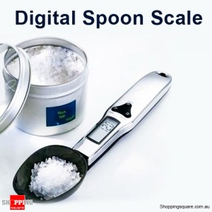 New Electronic 300g x 0.1g mini LCD Digital Gram Kitchen Spoon Scale