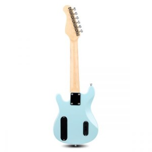 Kids Electric Guitar Built-In Speakers Bonus Accessory set & Amplifier- Blue