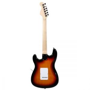 """39""""Electric Guitar w/Bonus Accessory set & Stand & Amplifier 3TS colour"""