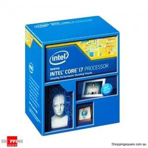 Intel I7-4790 3.60GHZ 4CORES 8MB CACHE LGA1150 CPU