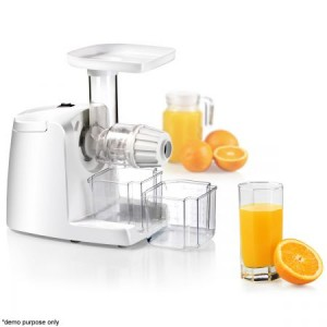Salta Cold Press Slow Fruit Juicer