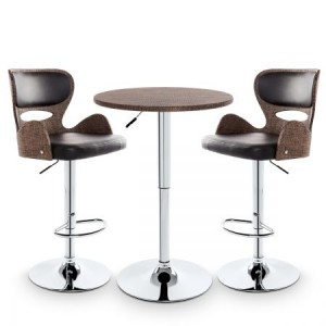 Wicker Bar Furniture Combo