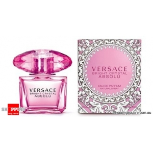 Bright Crystal Absolu By Versace 50ml EDP For Women Perfume