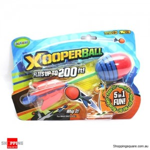 ZooperBall Ultimate Action Ball Game - 5 In 1 Fun