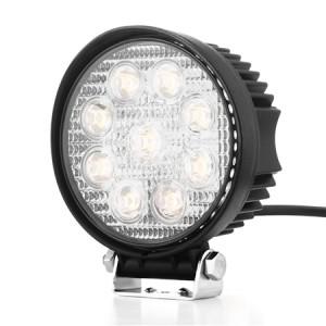 27w Off Road Led Lamp Light Spot Lamp Truck Boat Light Bar 4WD 4x4 UTE