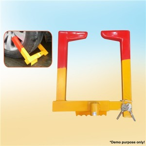Car Vehicle Wheel Clamp and Lock