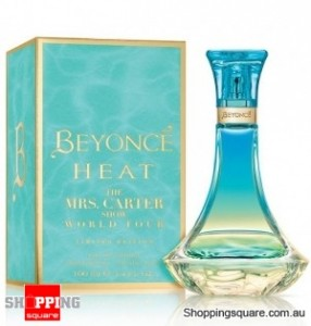 Beyonce Heat Mrs Carter 100ml EDP For Women Perfume