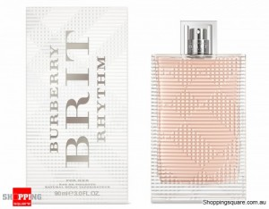 Burberry Brit Rhythm 90ml EDT By BURBERRY For Women Perfume