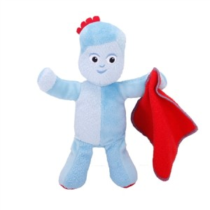 In The Night Garden Large Talking Iggle Piggle Plush Toy