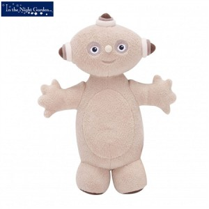 In The Night Garden Large Talking Makka Pakka Soft Toy