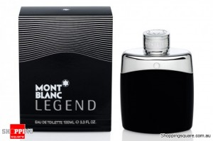 Legend 100ml EDT by Mont Blanc For Men Perfume
