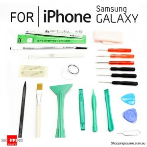 Professional 22 in 1 Disassembly Tools, Repair Kit for iPhone Samsung