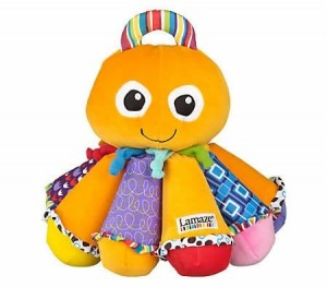 Lamaze Play and Grow Octotunes Soft Toy