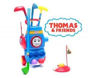 Children's Thomas & Friends  Toy Golf Set