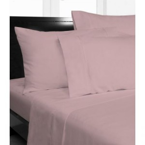 Single Bed Microfibre Pink Fitted Sheet Combo Pack