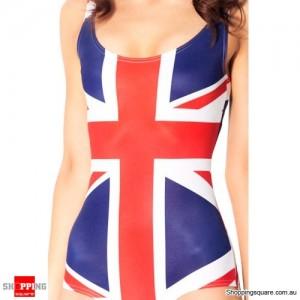 Women Hot Sexy One-piece Monokini Swimwear England