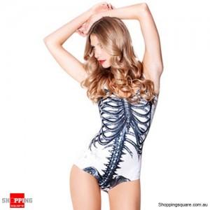 Women Hot Sexy One-piece Monokini Swimwear Star