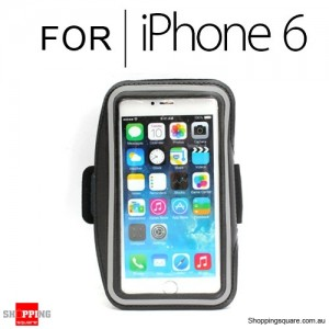 Sports Armband Case for iPhone 6S/6 4.7 inches Black Colour