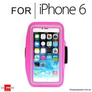Sports Armband Case for iPhone 6S/6 4.7 inches Pink Colour
