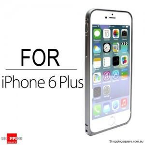 Slim Aluminum Bumper Frame Case for iPhone 6 Plus/6S Plus 5.5 inches Grey Colour