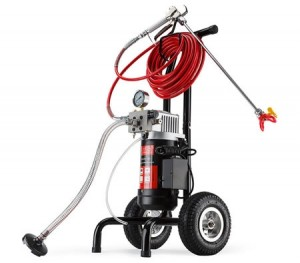 2.5HP Airless Paint Sprayer