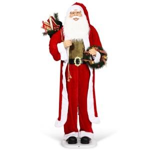 1.85M Singing & Dancing Santa