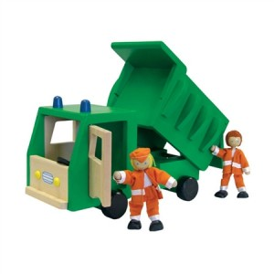 Kids Wooden Toy Dump Truck