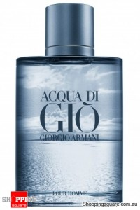 Acqua Di Gio Blue Edition 100ml EDT by Giorgio Armani For Men Perfume