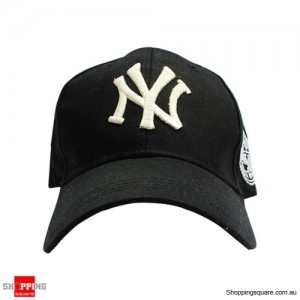 Snapback adjustable Baseball Cap Hip-Hop Hat Black Colour