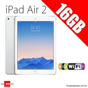 Apple iPad Air2 16GB 9.7inch Wifi Tablet Silver