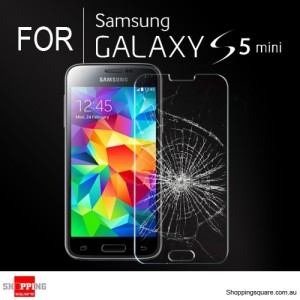 For Samsung Galaxy S5 Mini Premium Real Tempered Glass Film Screen Protector