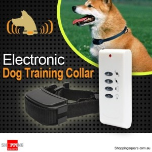 Safety Remote Control Electronic Dog Training Collar