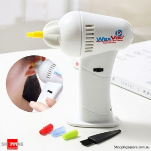 Cordless Ear Vacuum Cleaning Cleaner With LED TV product