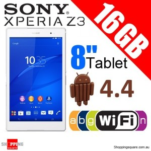 Sony Xperia Z3 16GB SGP611 WiFi 8'' Tablet Compact White