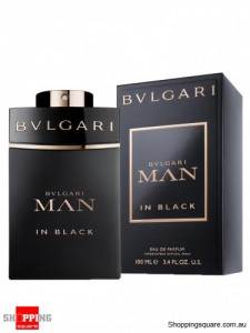 Bvlgari Man Black 100ml EDP by BVLGARI Men Perfume