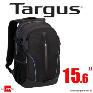 "Targus 15.6"" CityLite II Ultra Backpack Laptop/Ultrabook/Macbook Pro/Air Bag Carry Case TSB798AP Black"