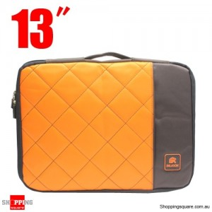 Sleeve carry bag case For Macbook Air Pro 13 inch Yellow Colour