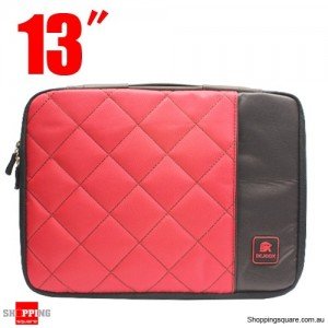 Sleeve carry bag case For Macbook Air Pro 13 inch Red Colour
