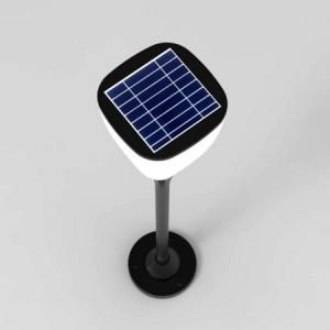 Portable Solar Street Light