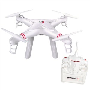 4.5Ch RC Drone Quadcopter UFO with Camera & Lights 2.4Ghz Pathfinder Version 1.0