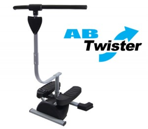Ab Abdominal Core Body Twister Workout Fitness Exercise Machine