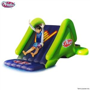 Wahu Inflatable Pool Party Slide