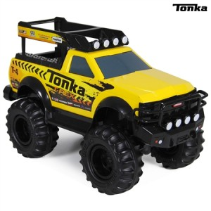 Tonka Steel T-Rex Truck 4WD Vehicle Toy