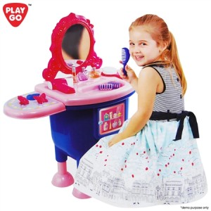 My Fabulous Salon Kids Dressing Table Play Set