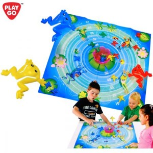 Jumping Frogs Board Game