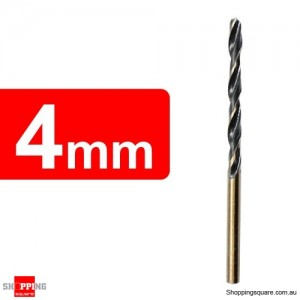 HSS Cobalt Drill Bit For Drilling Stainless Steel Metal 4 mm