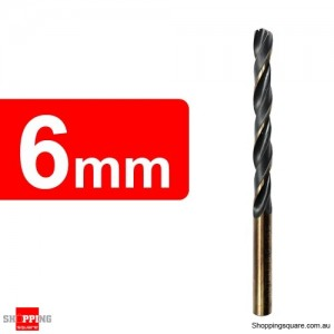 HSS Cobalt Drill Bit For Drilling Stainless Steel Metal 6 mm