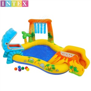 Intex Dinosaur Play Center Kids Pool